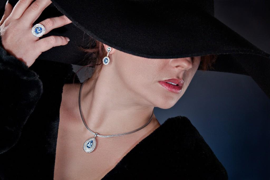 Jewelry On Model