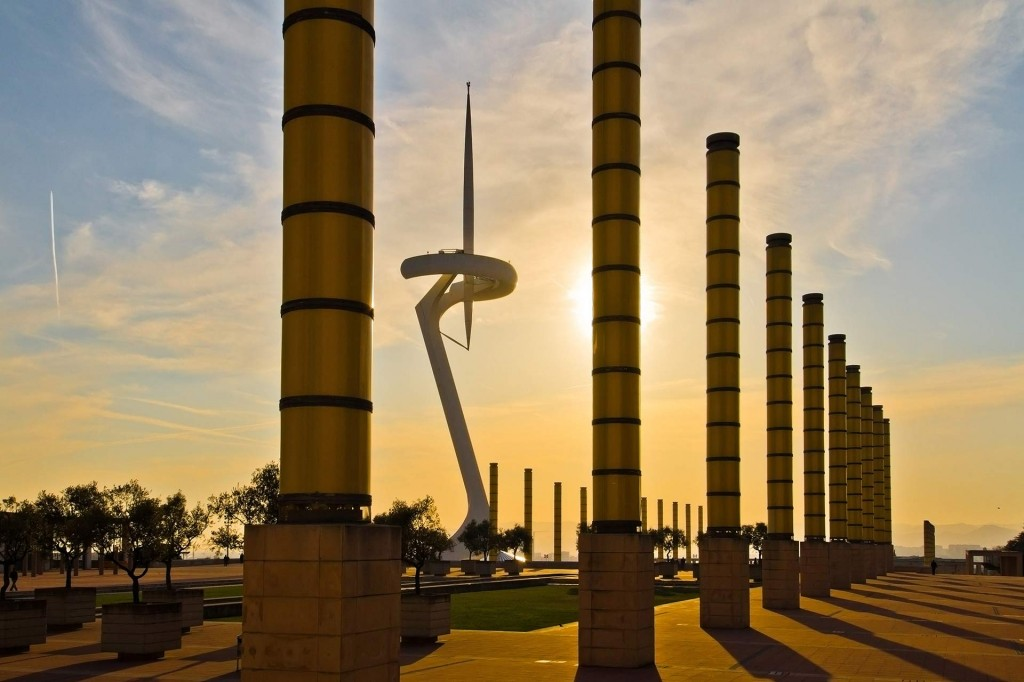 Barcelona – Torre Telefonica