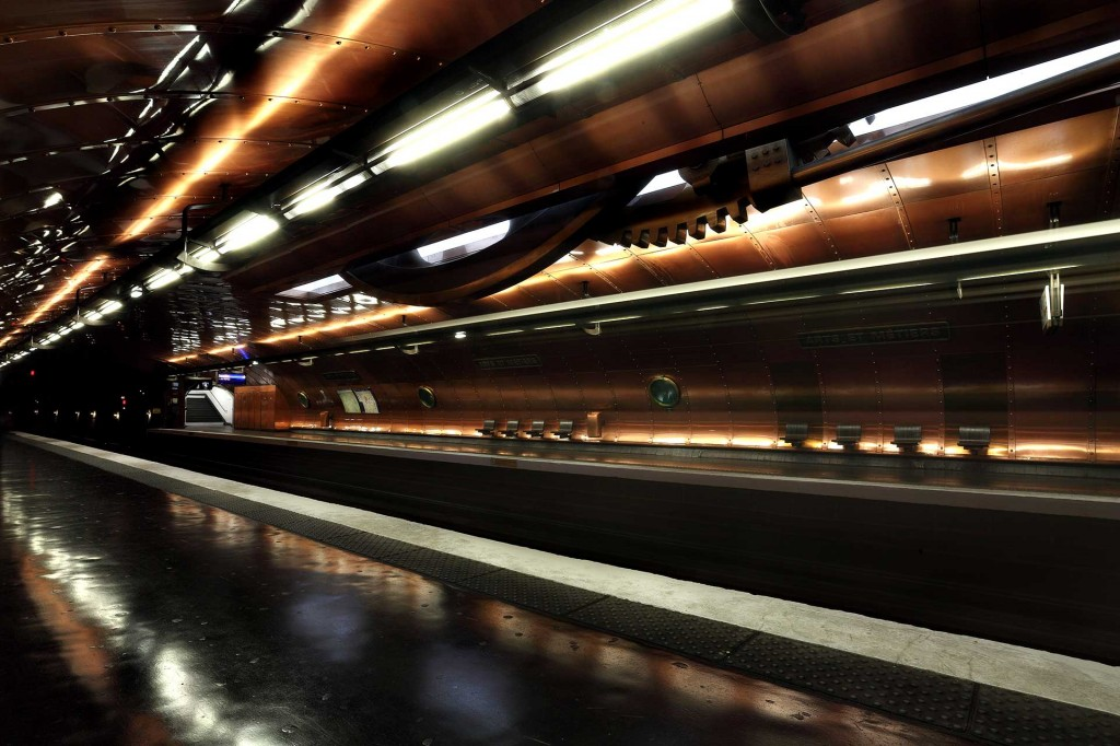 Paris – Metro Arts et Metiers