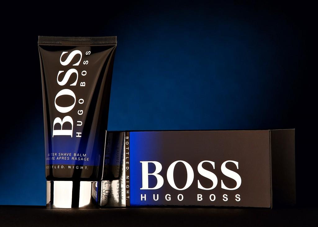 Menegoni Produktfotografie Hugo Boss