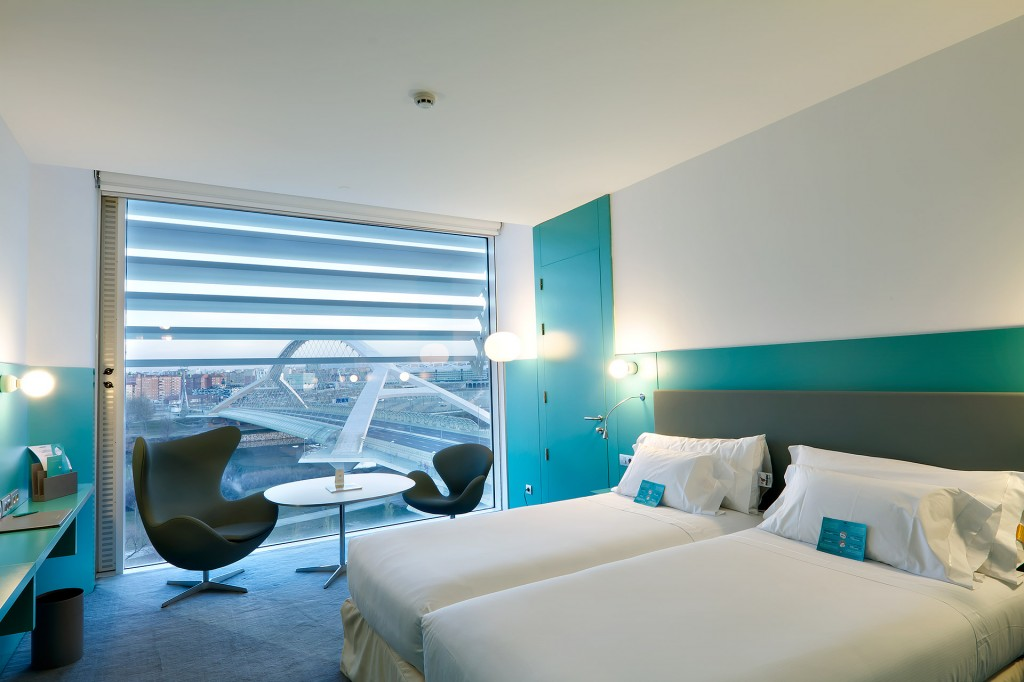 Hotel Hiberus Zaragoza