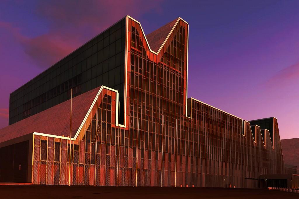 Zaragoza – Palacio de Congresos