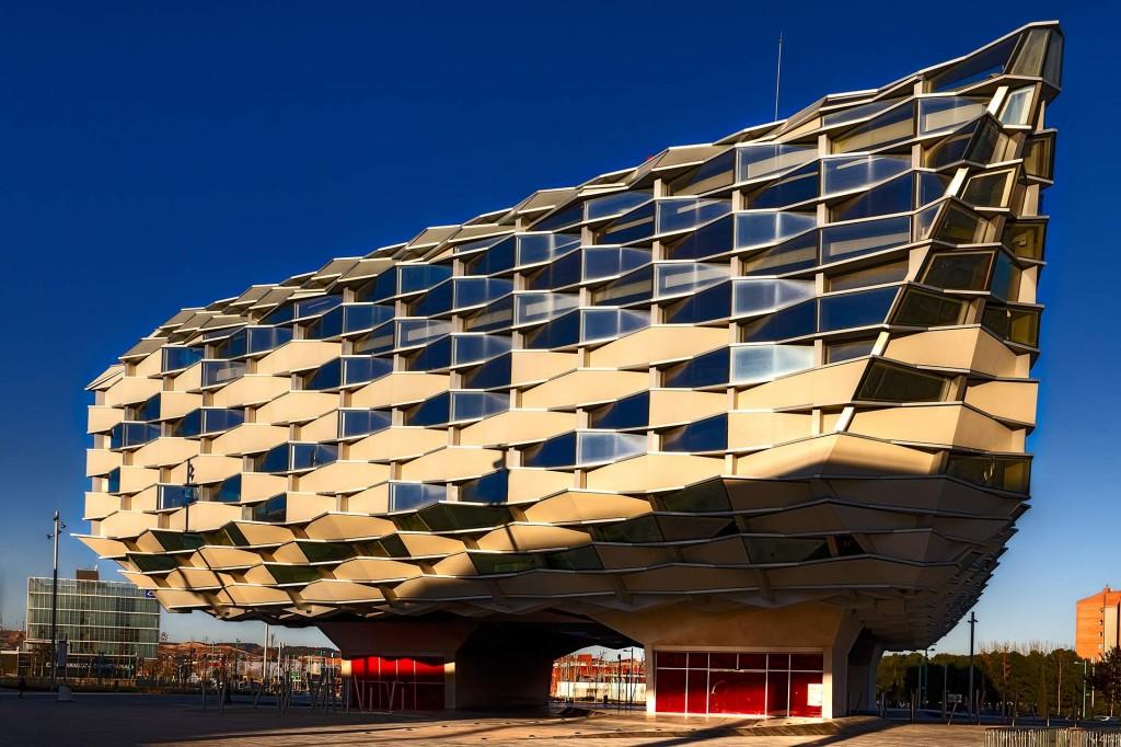 Zaragoza – Pavilion de Aragon