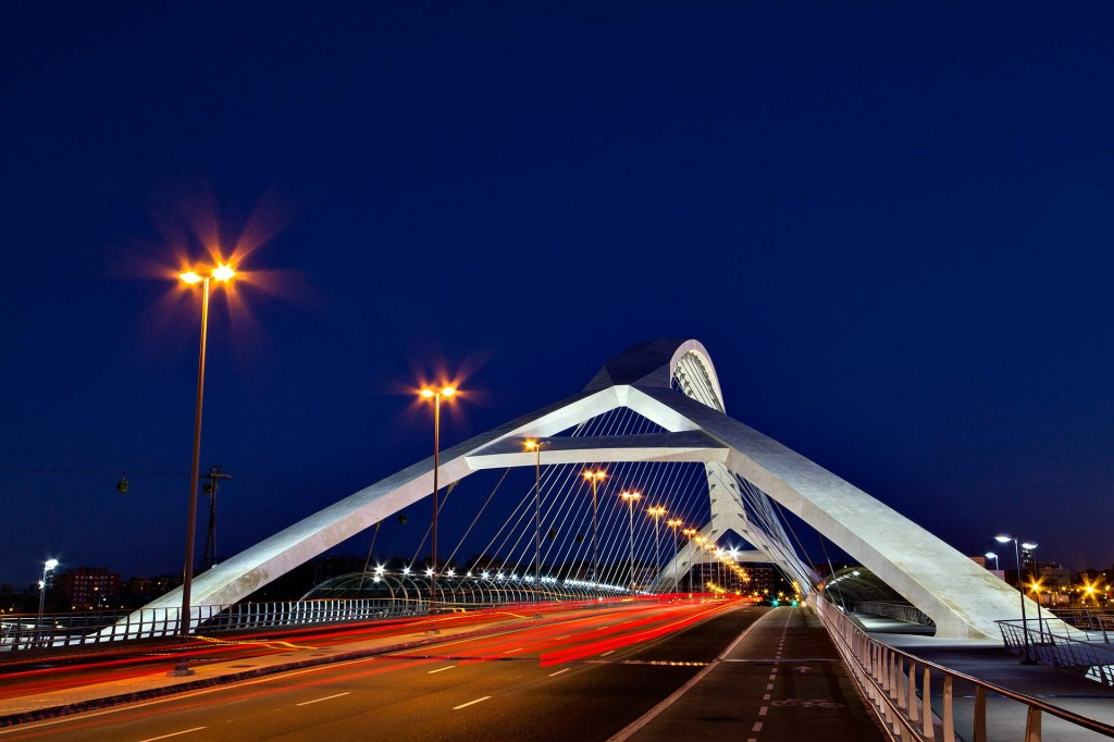 Zaragoza – Puente del Tercer Milenio