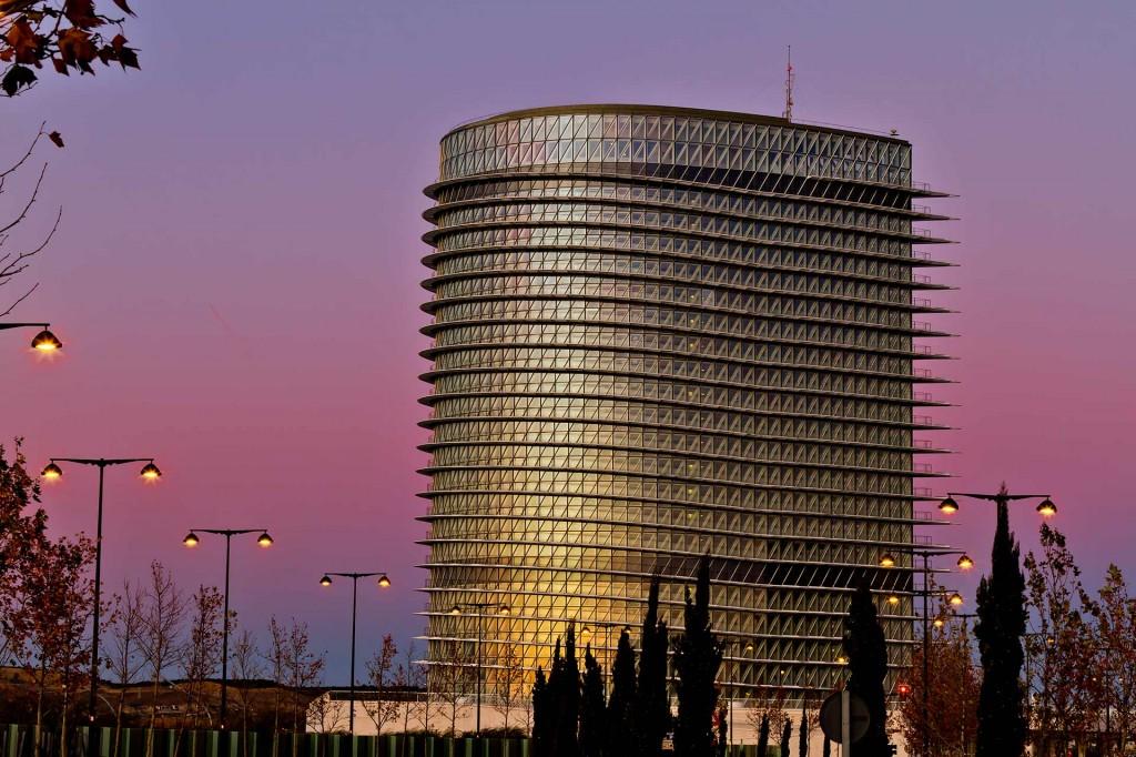 Zaragoza – Torre del Agua